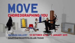 Move Choreographing you